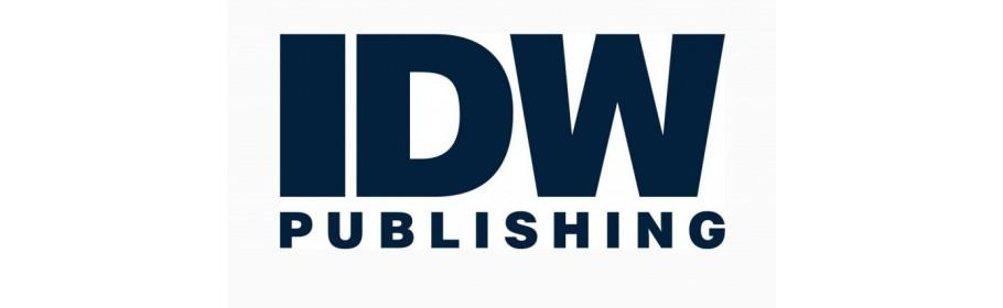 IDW - Nygmato Comics